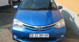 2013 Toyota Etios 1.5 XS FOR SALE IN KRUGERSDORP