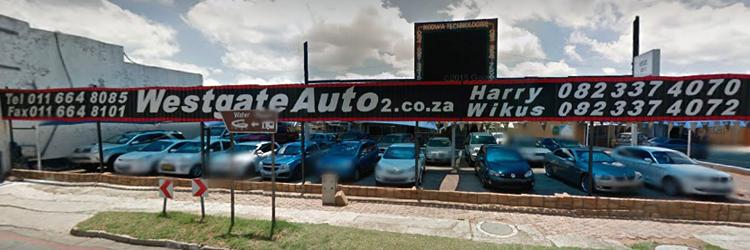 Westgate Auto 2 - Showroom - Used Cars Krugersdorp