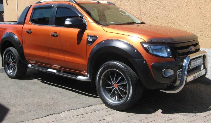 2012 Ford Ranger 3.2 TDCi Wildtrack D/C For Sale in Krugersdorp full
